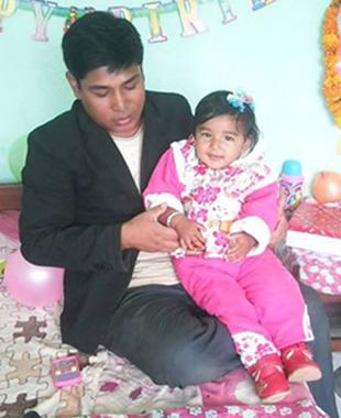 Adina Birthday